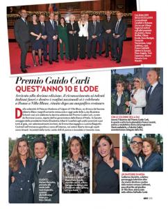 Premio Guido Carli. Quest'anno 10 e lode